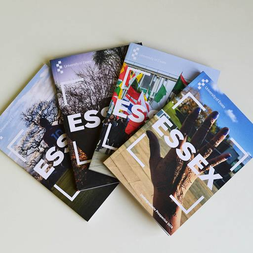 Order a prospectus pack